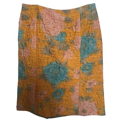 Miu Miu zijden rok