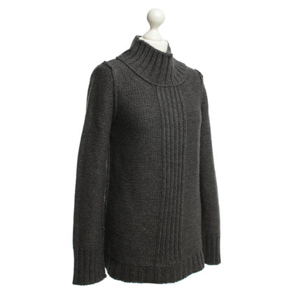 Closed Wollpullover in Grau