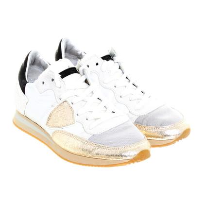 Altre marche Philippe model Paris - scarpe da ginnastica in bianco