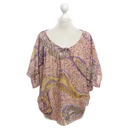 Parker Zijden blouse
