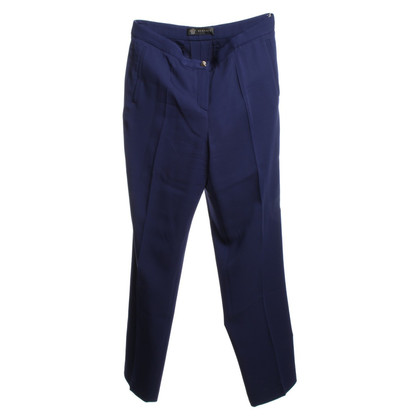 Versace trousers in violet