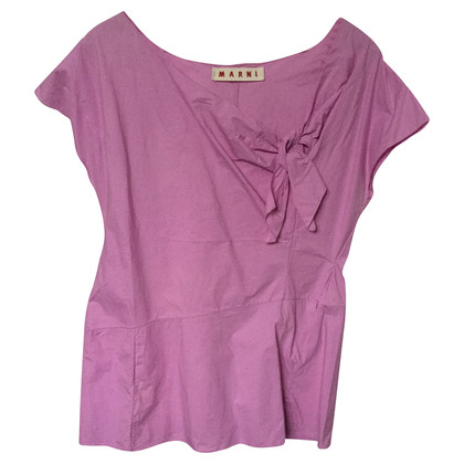 Marni Shirt in Pink