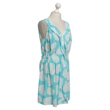 """Diane von Furstenberg zijden jurk """"Bahar jurk"""""""