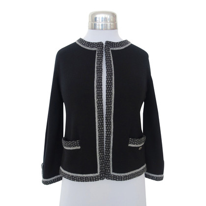 Chanel cardigan nero
