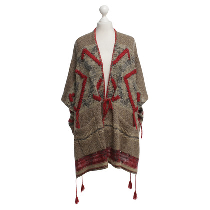 Ralph Lauren Cardigan in poncho style