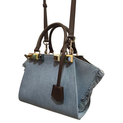 "Fendi ""3jours Mini Denim"""
