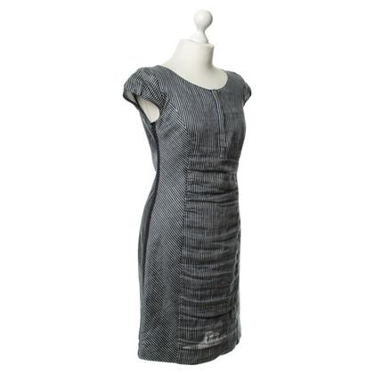 Luisa Cerano Summer dress with stripe