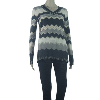 Missoni Long-wool sweater