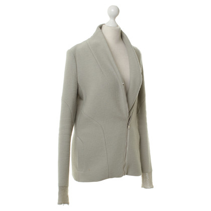 Iro Short coat in grey