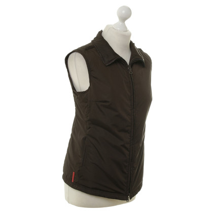 Prada Vest in Brown