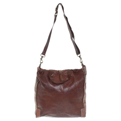 Campomaggi Shopper in brown