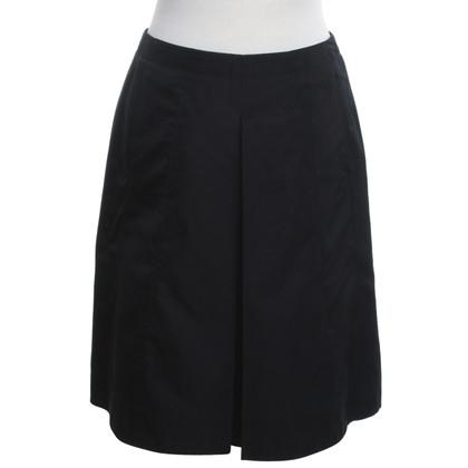 Windsor skirt in black