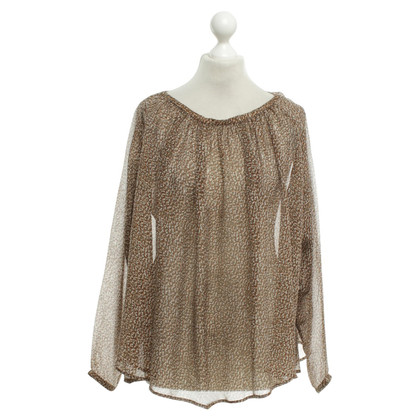 Michalsky Leopard blouse