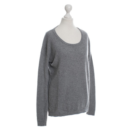 Woolrich Cashmere sweater in grey