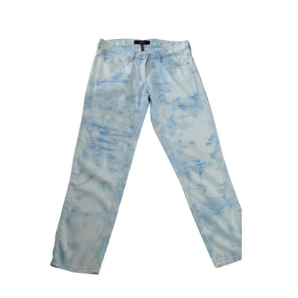 Isabel Marant Jeans in the Batik look