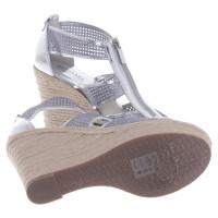 Michael Kors sandali con zeppa