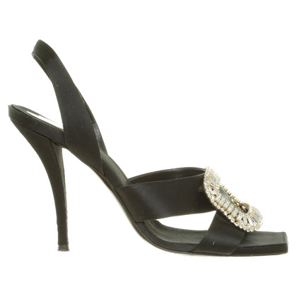 Roger Vivier Sandals with Strassteinbesatz