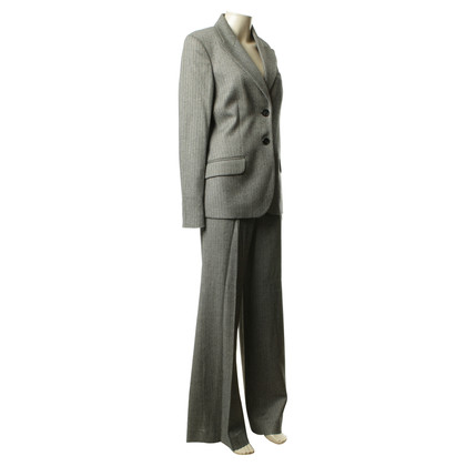 Michael Kors Trouser suit with herringbone pattern