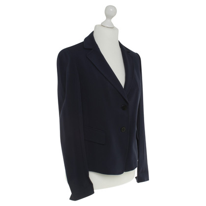 Luisa Cerano Blazer in Dark Blue