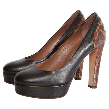 L'autre Chose Pumps in Braun