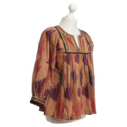 Other Designer Ulla Johnson - tunic with pattern