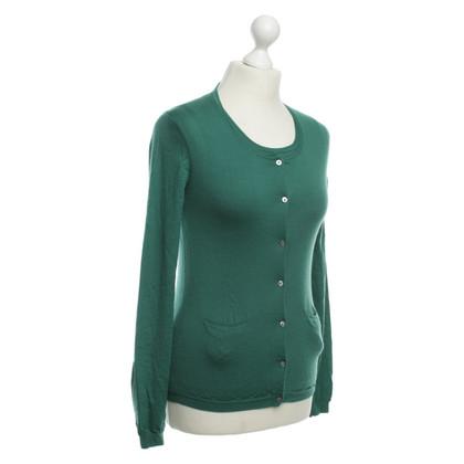 René Lezard Knitted set in green