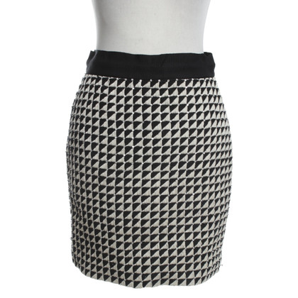 3.1 Phillip Lim skirt with pattern