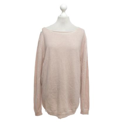 Camouflage Couture Maglione di cashmere in rosa