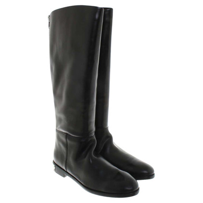 Marc by Marc Jacobs Leather boots in black
