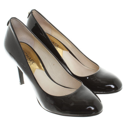 Michael Kors pumps lakleer