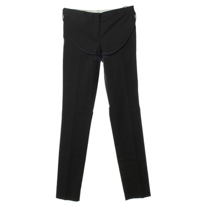Helmut Lang Pantaloni blu scuro