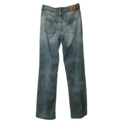Drykorn Jeans in blauw grijs
