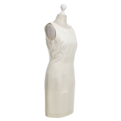 Windsor Schede jurk in Cream