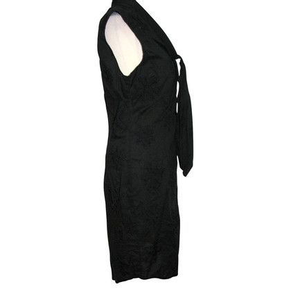 Paul Smith Embroidered black dress