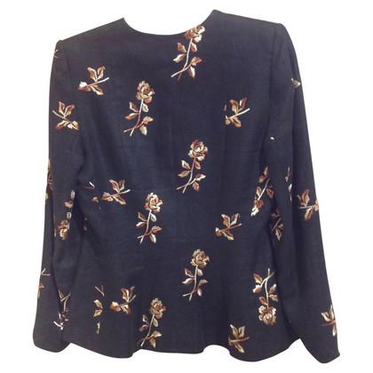 Yves Saint Laurent linen jacket