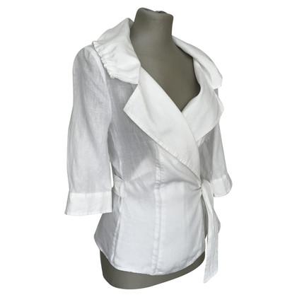 Max Mara Oversized blouse