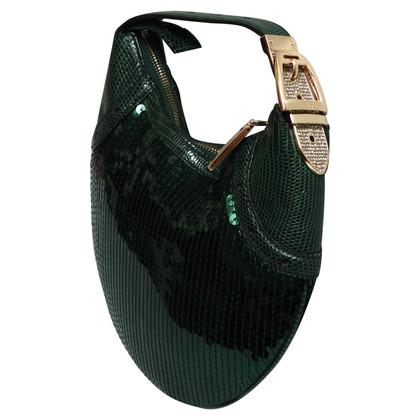 Gucci GUCCI Limited Edition LEZARD pailleté