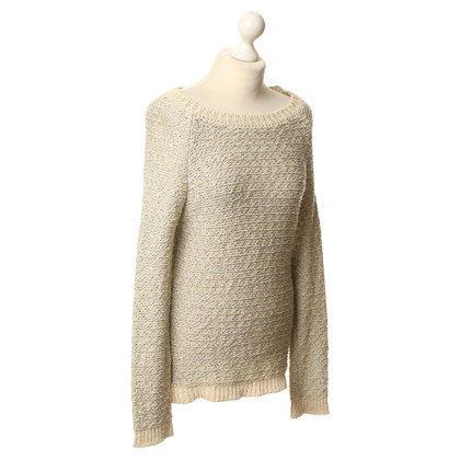 Vanessa Bruno Sweater with fancy yarn