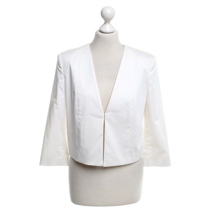 Hugo Boss Short jacket in white