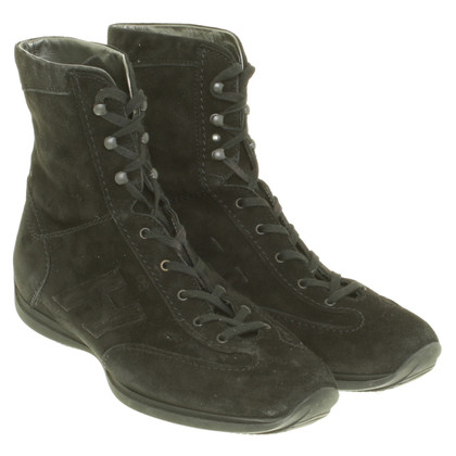 Hogan Boots in black