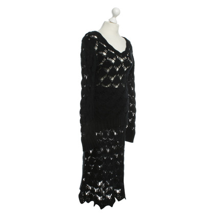 Dolce & Gabbana Crochet-Kostüm