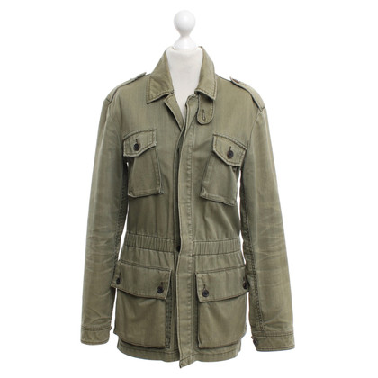 Hugo Boss Jacket in Olive