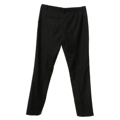 Joseph Crease pants in black