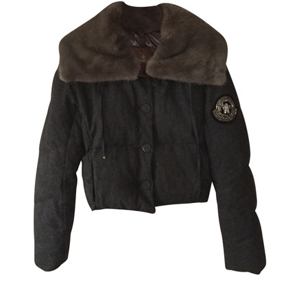 Moncler Jacket with mink collar