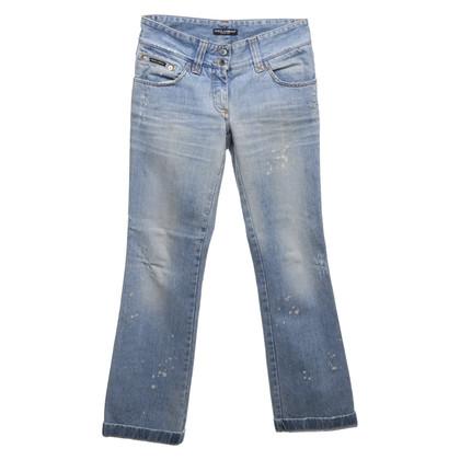 Dolce & Gabbana Jeans in azzurro