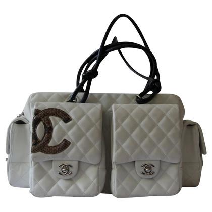 Chanel Cambon Leren handtas