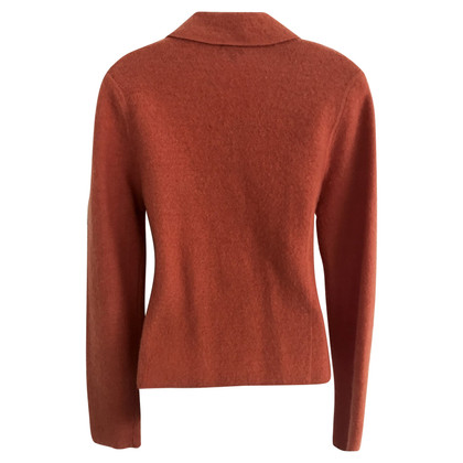 Hobbs Cardigan in orange