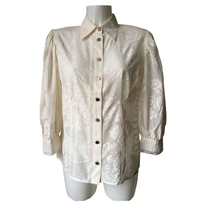 John Galliano Blouse.