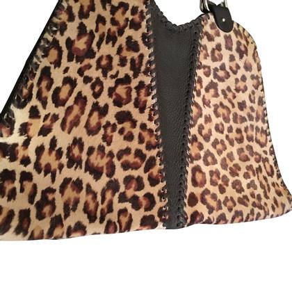 Fendi Handbag with animal print