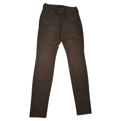 True Religion Skinny Jeans in Olive
